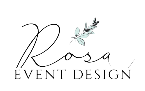 logo Rosa Event Design