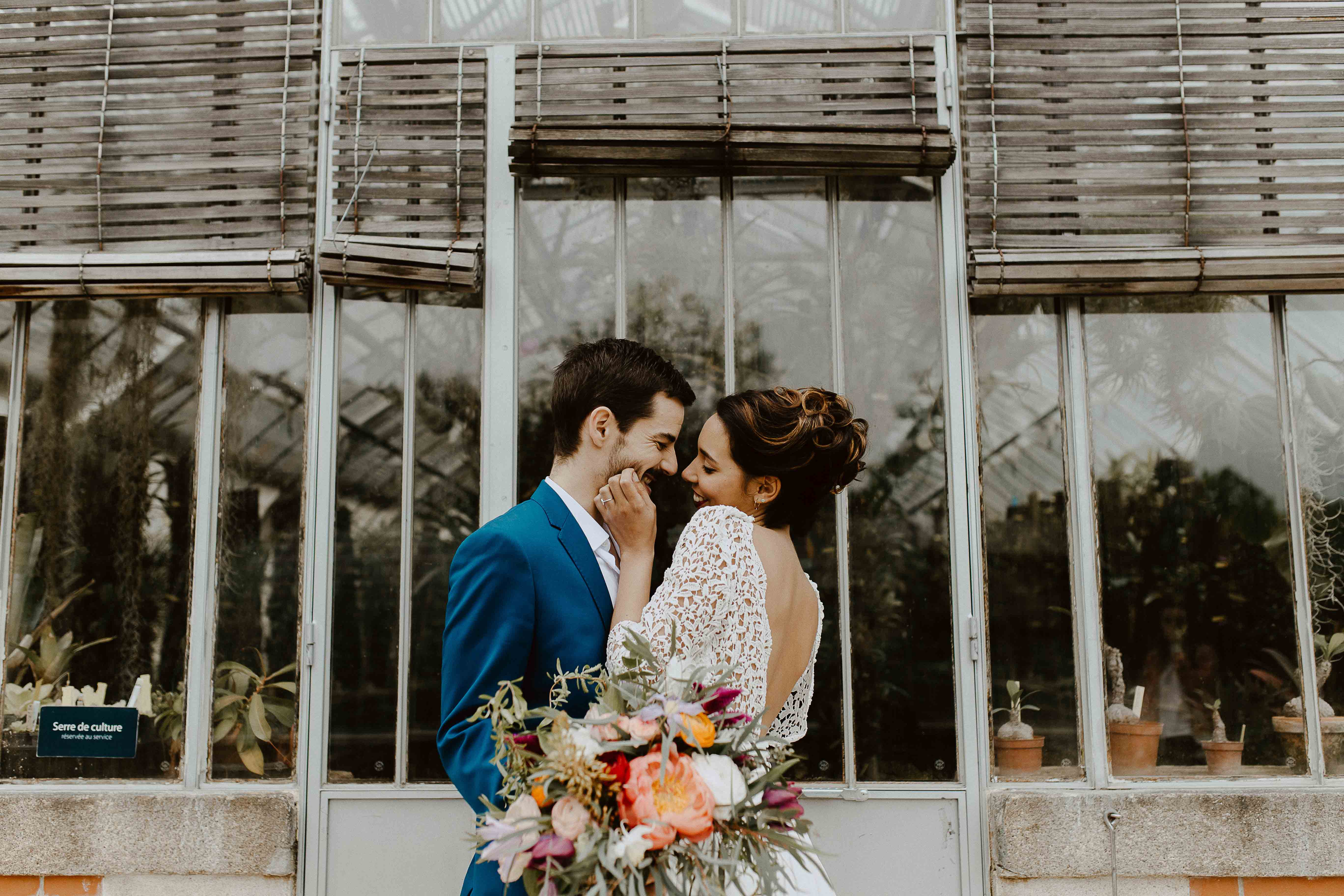 shooting couple mariage