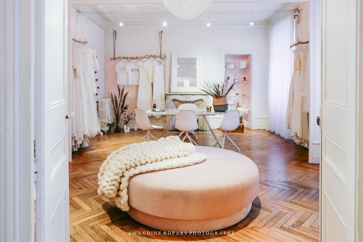 Showroom de Robes de mariée et Accessoires de Mariage Loire atlantique