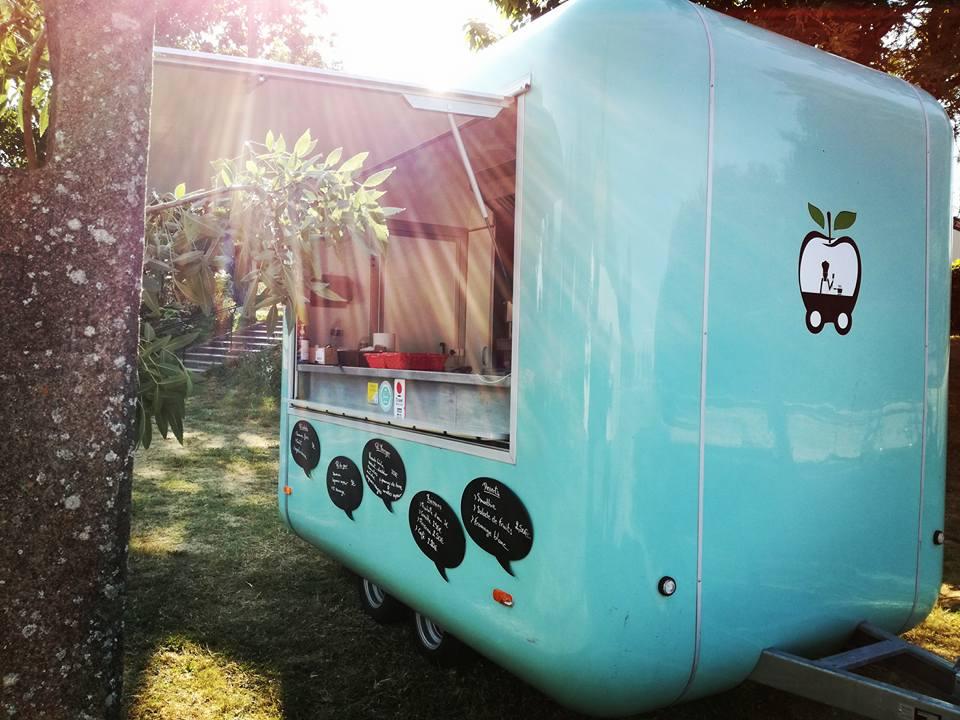 Fit'truc - Food truck healthy pour retour mariage Nantes Pays de Loire