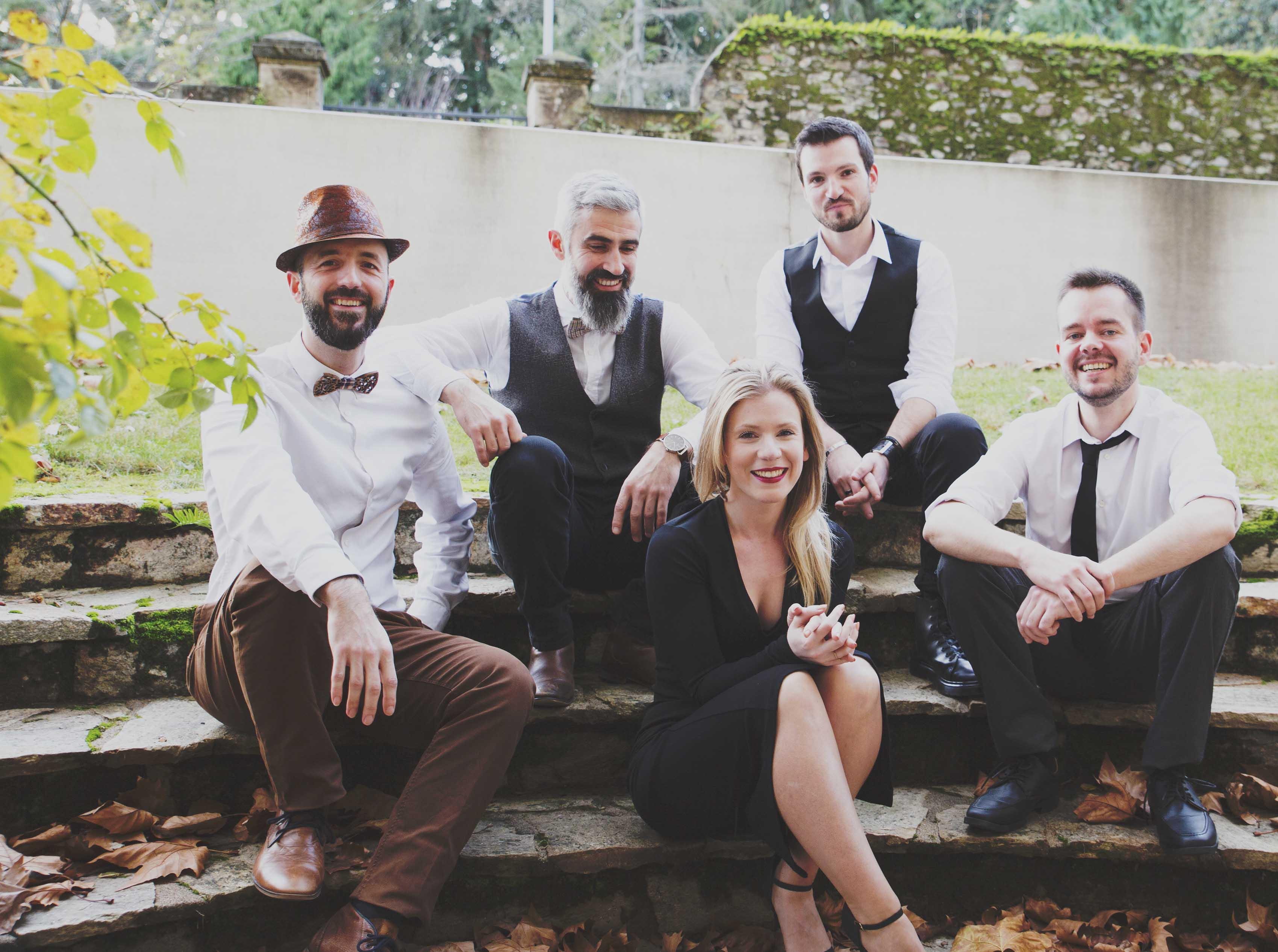 groupe musique live pour mariage Nantes