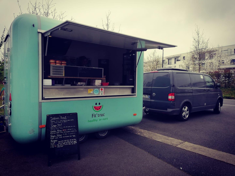 food truck retour mariage Nantes