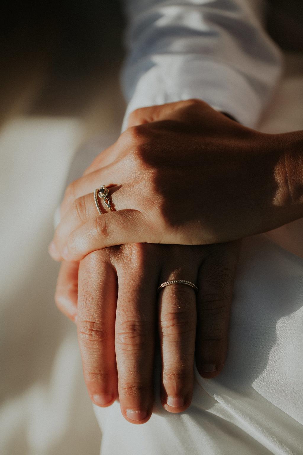 bagues fiançailles alliance mariage bijoux artisanal Loire atlantique