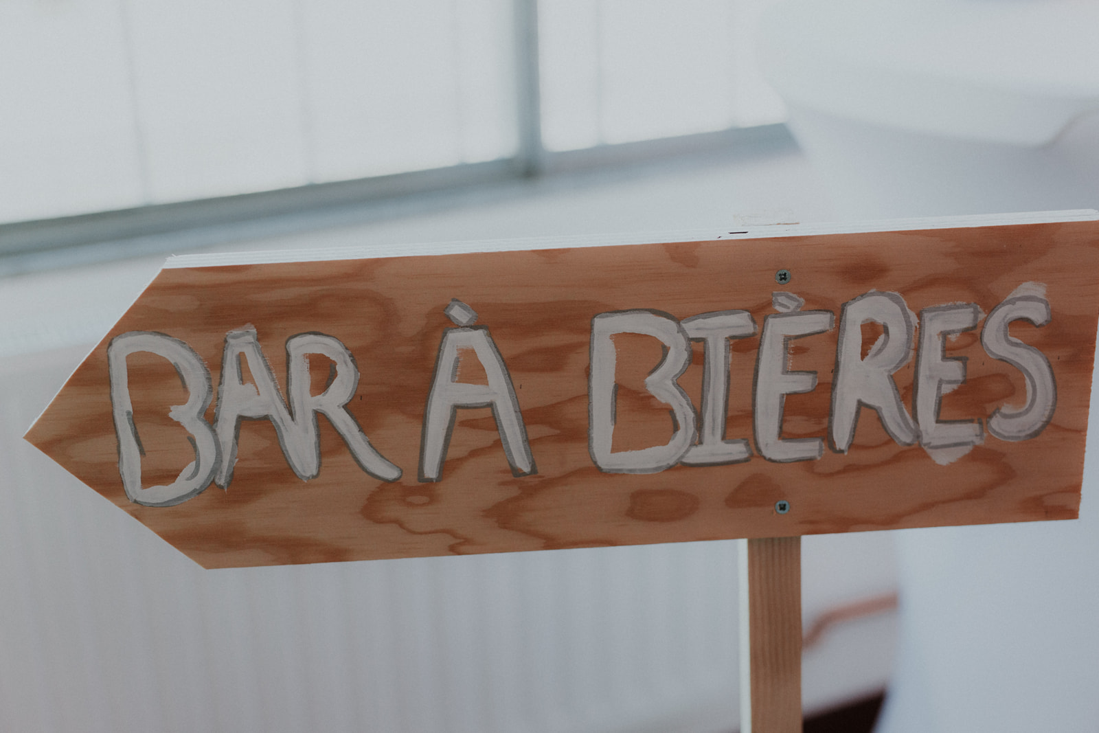 Biere a personnaliser mariage