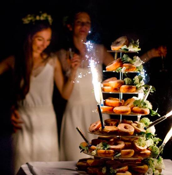 Donuts mariage Nantes pays de la Loire