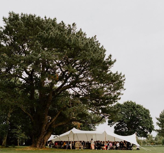 Tente stretch location mariage Pays de Loire