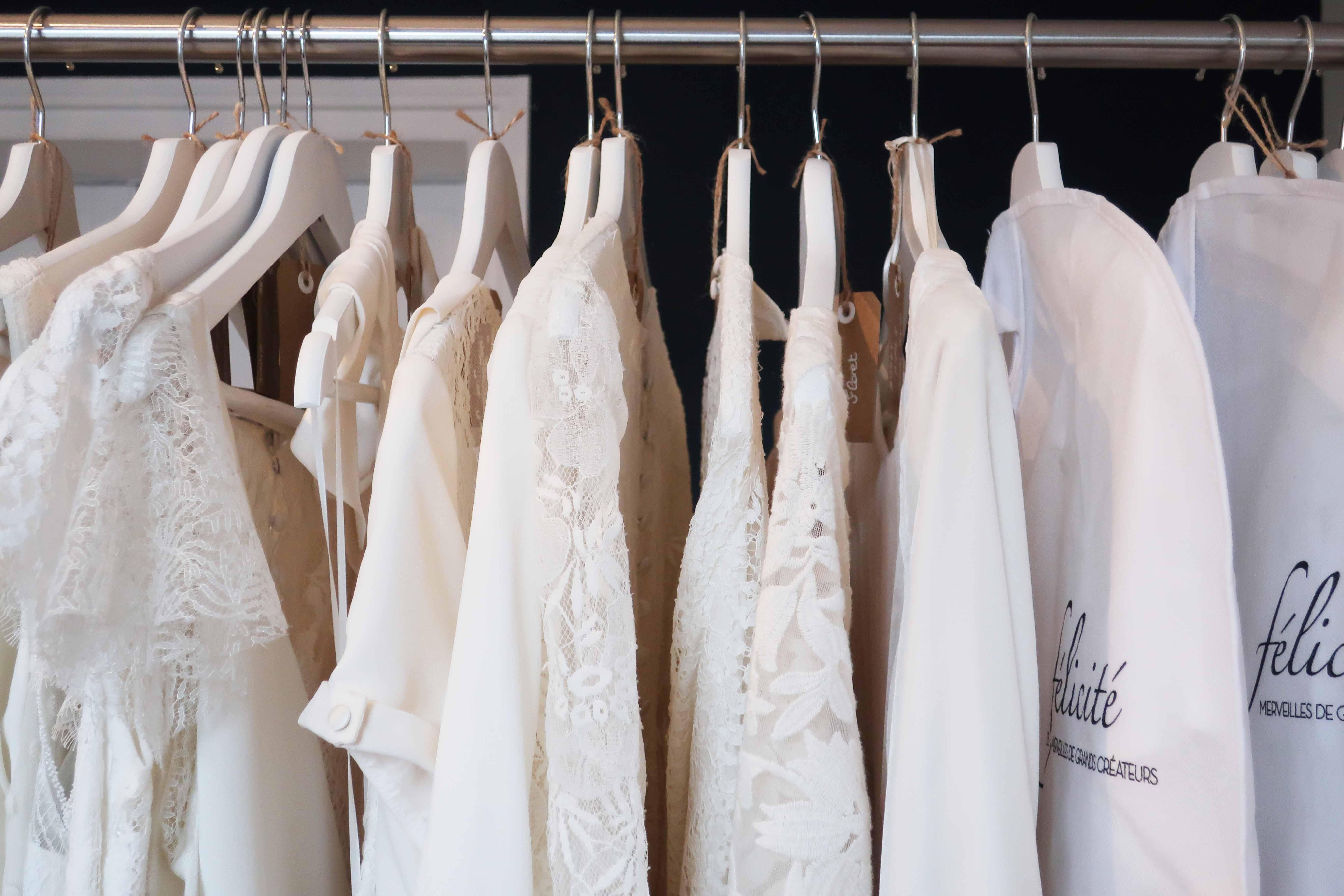 robe de mariée bohème Nantes