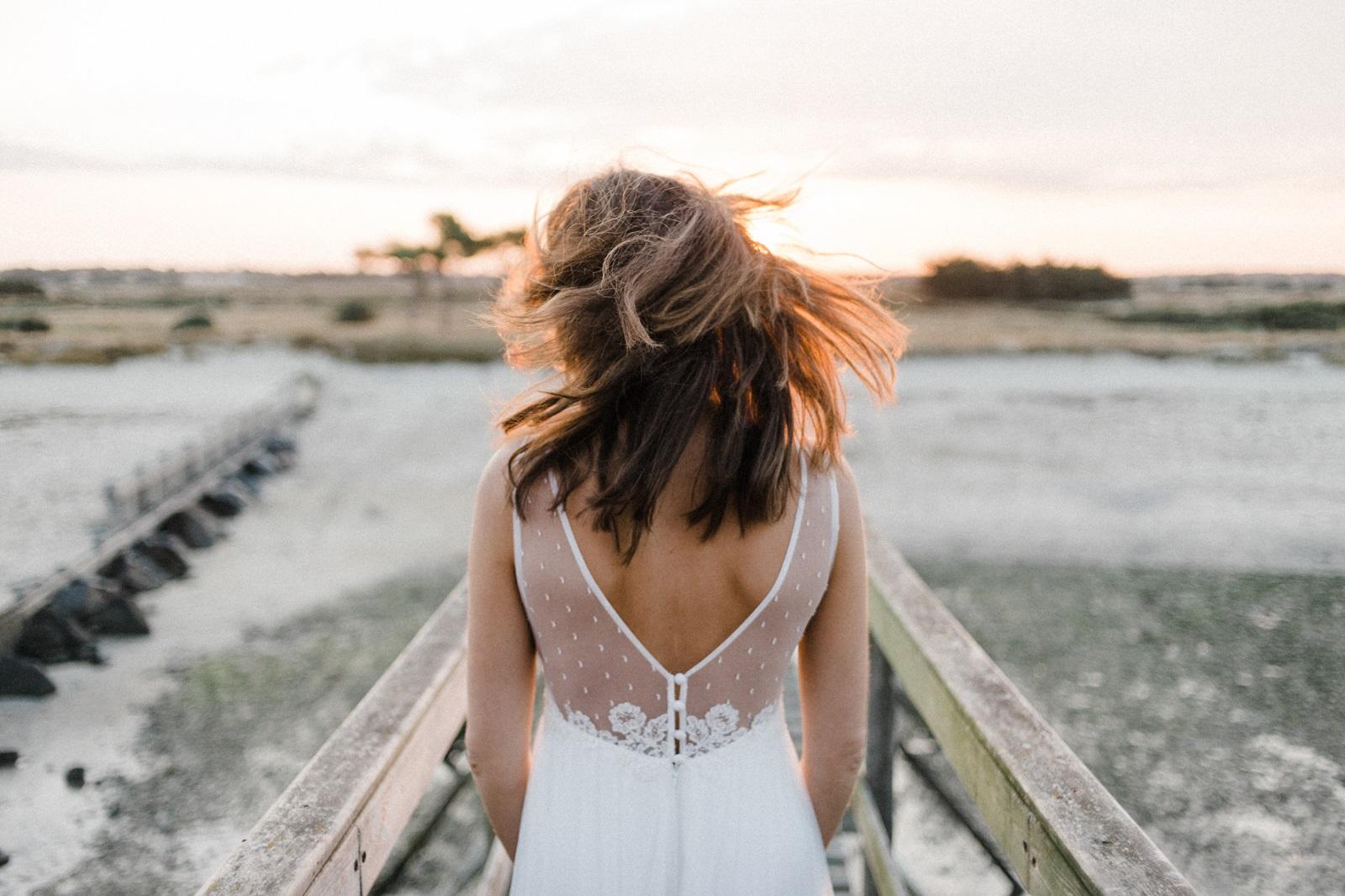 Robe de mariee sur mesure Nantes