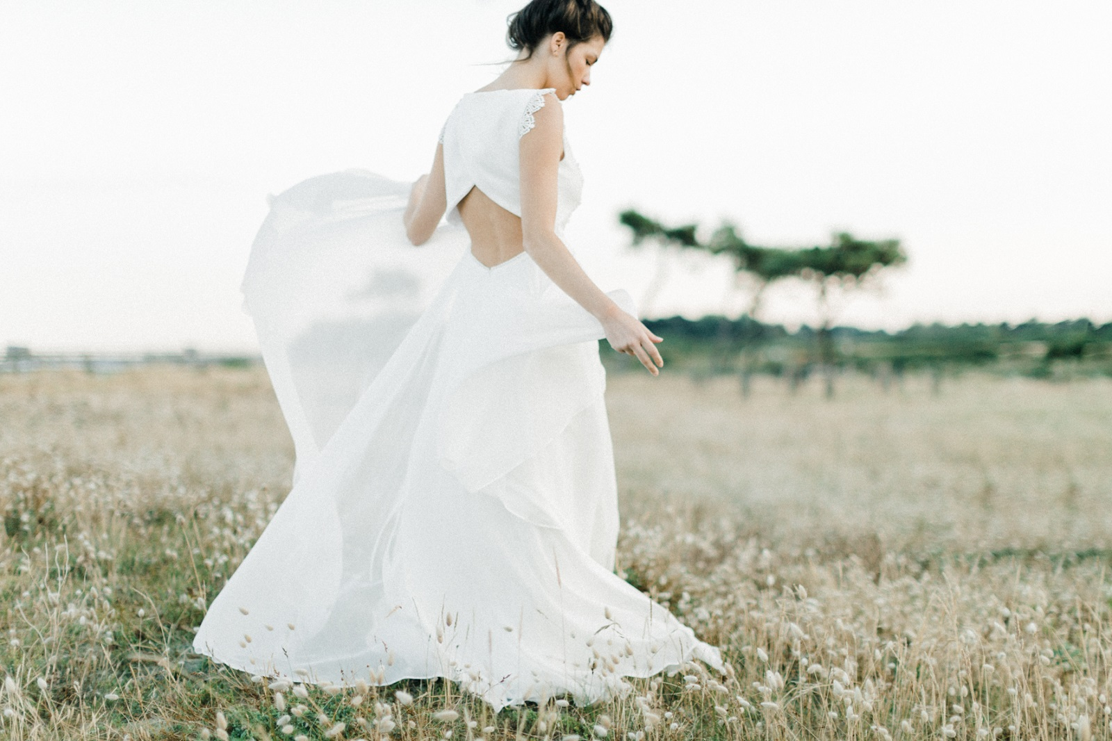 creatrice robe mariee sur mesure Nantes