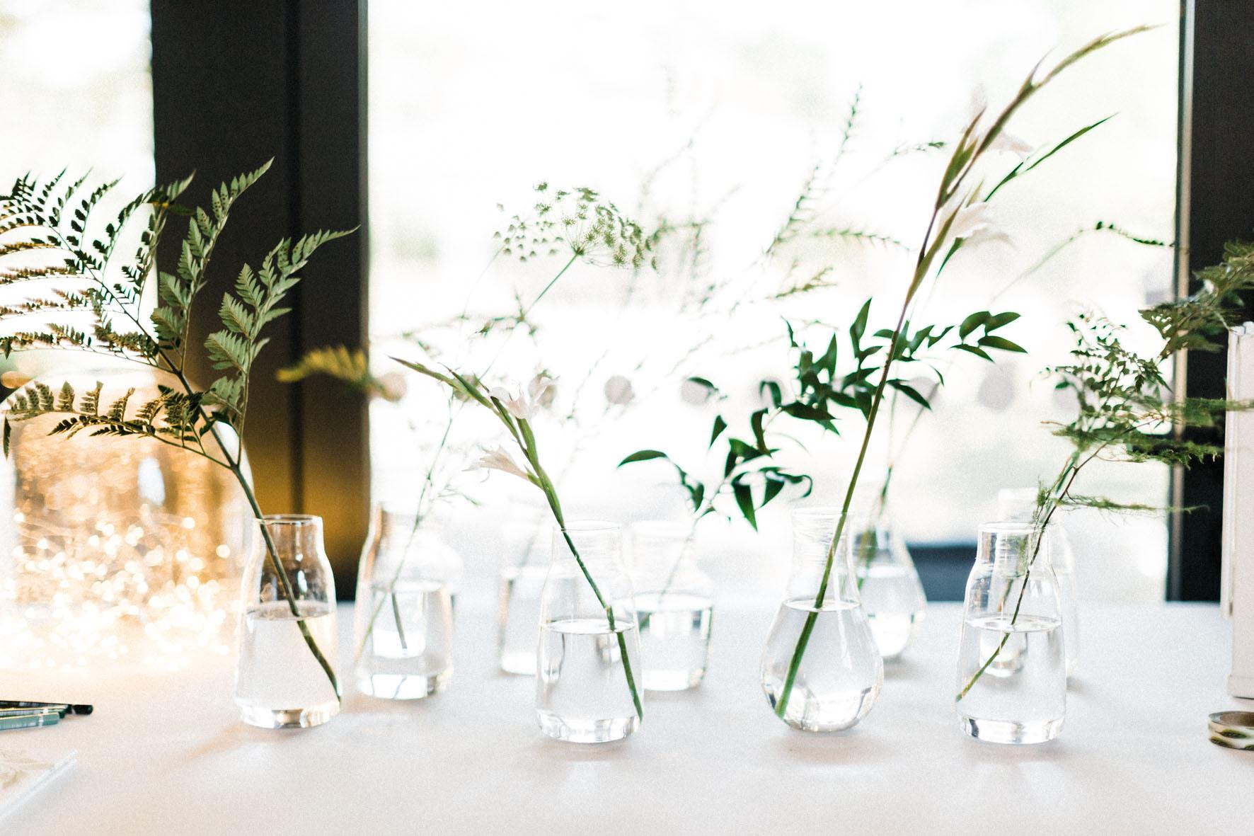décoration des tables wedding planner pays de la Loire