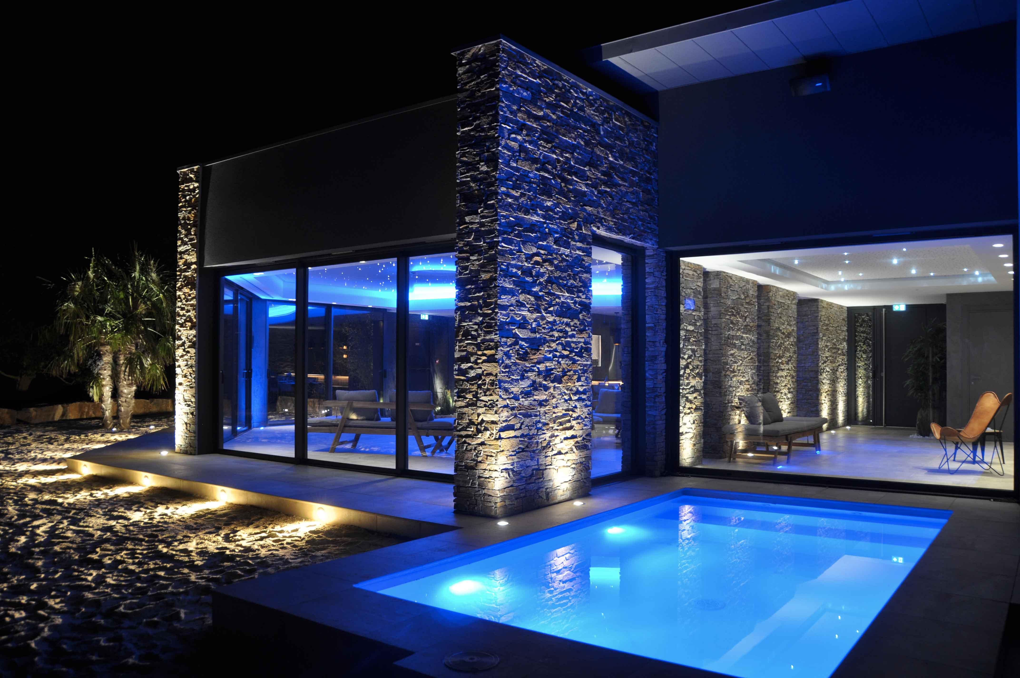 Lieu de réception Loire Atlantique piscine