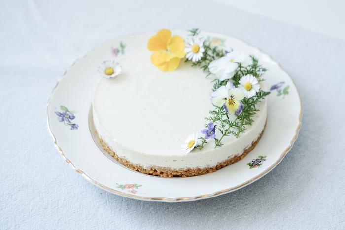 Gâteau mariage vegetalien nantes
