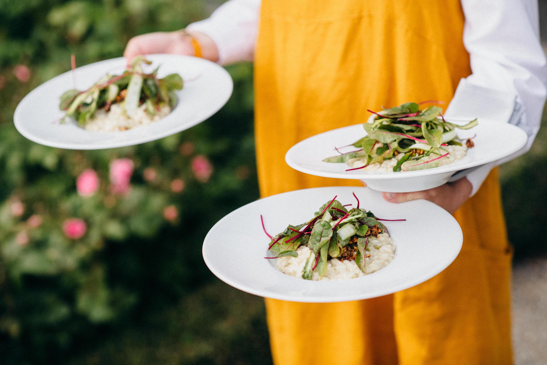 Traiteur végétal mariage Loire Atlantique