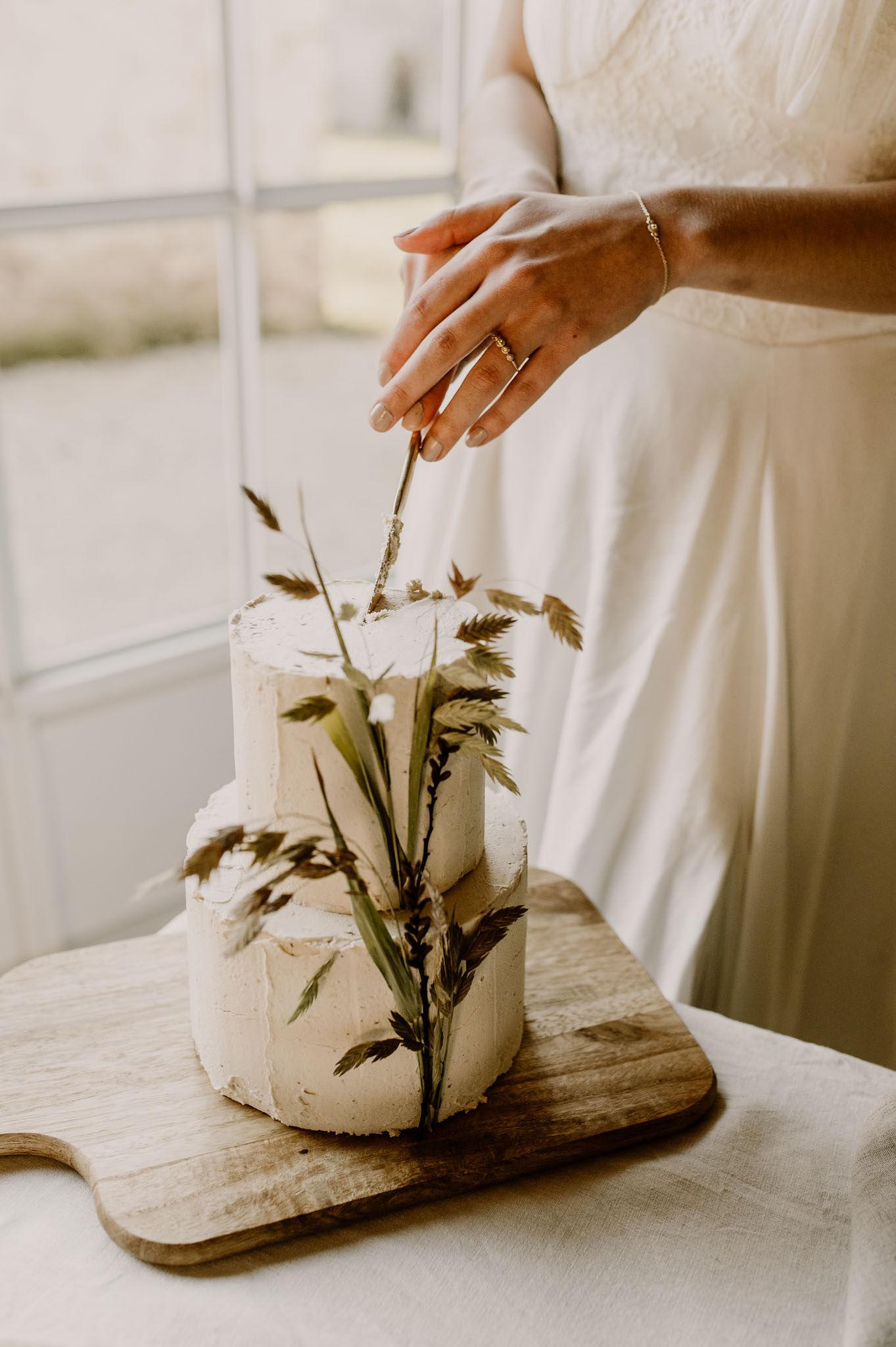 traiteur mariage végétalien gâteau mariage