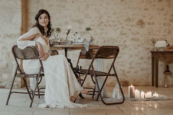 location mobilier de mariage Pays de Loire