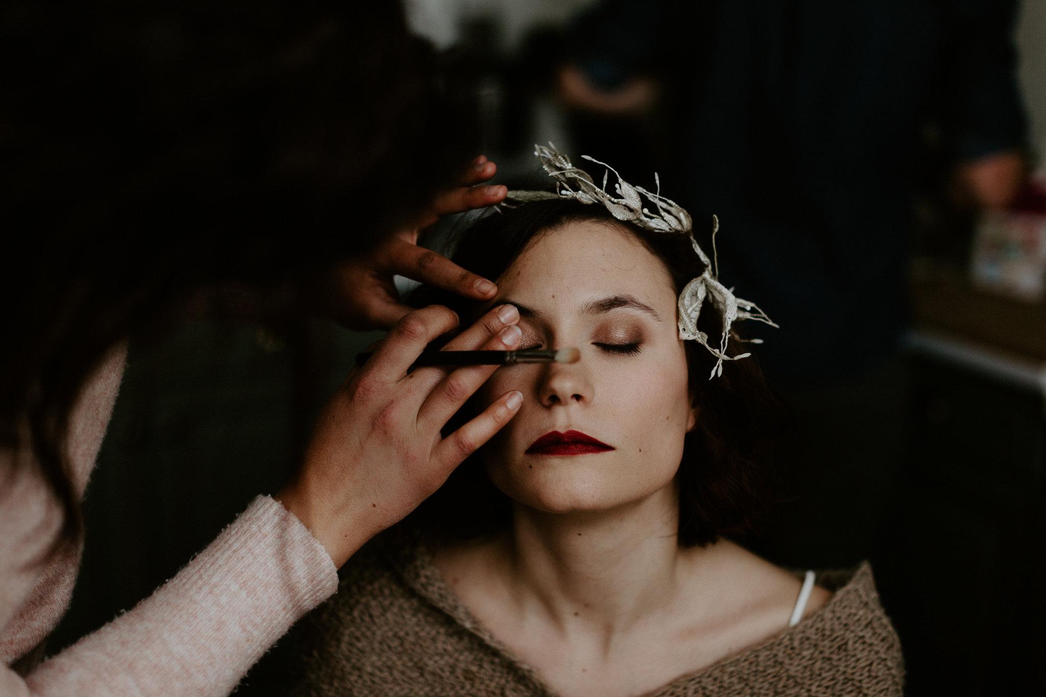 maquillage mariage nantes pays de la Loire