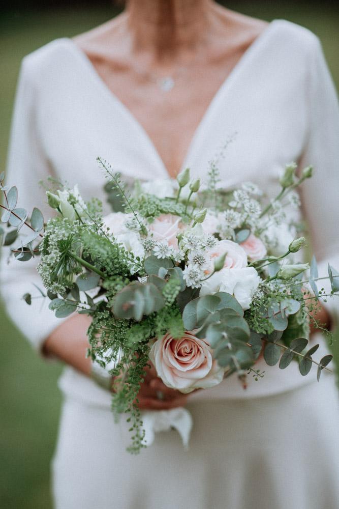 bouquet de mariee Nantes vendee wedding planner