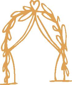 Pictogramme représentant une arche