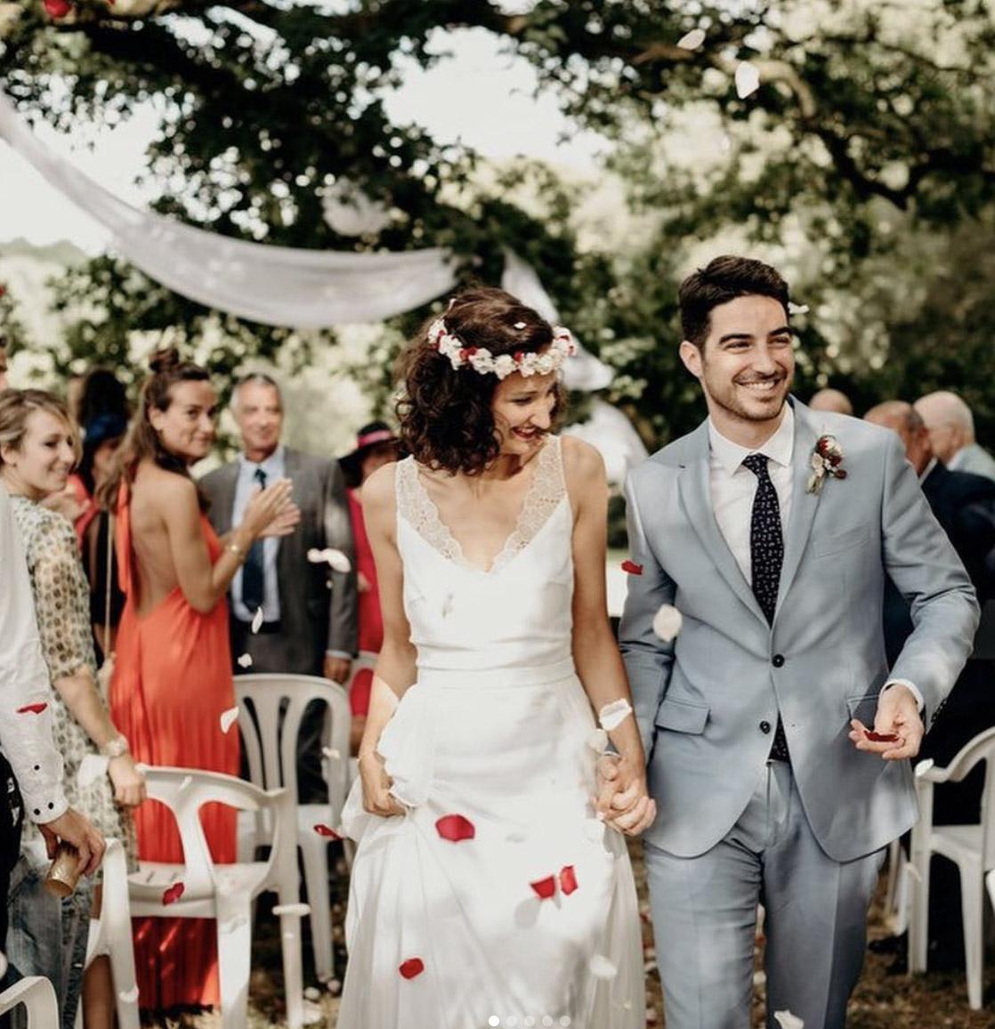 Costume sur mesure futur marie mariage Loire atlantique