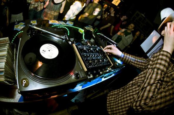 DJ vinyls Nantes