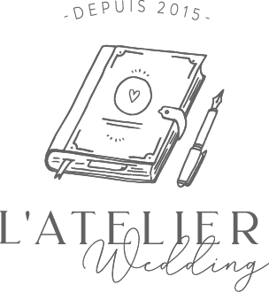 Logo de l'Atelier Wedding