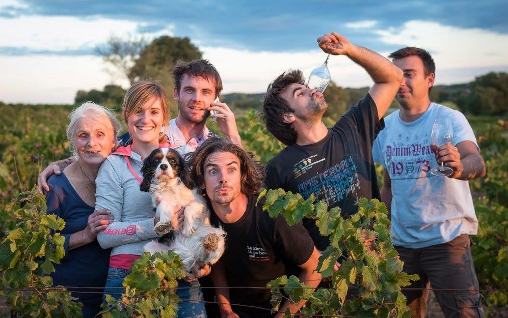 vins biologiques et naturels mariage Vendée