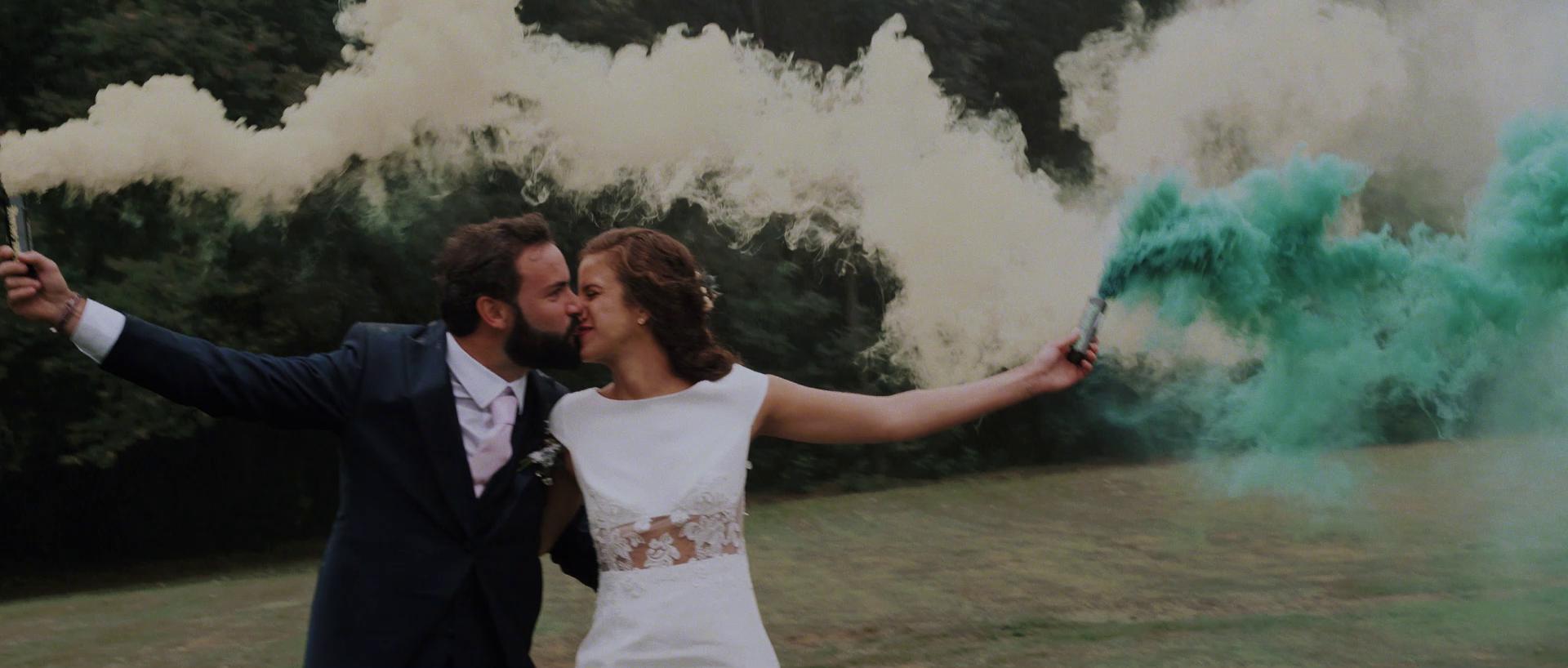 Vidéaste mariage moderne bretagne