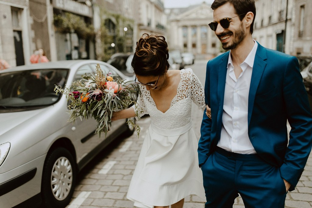 Mariage civil a Nantes