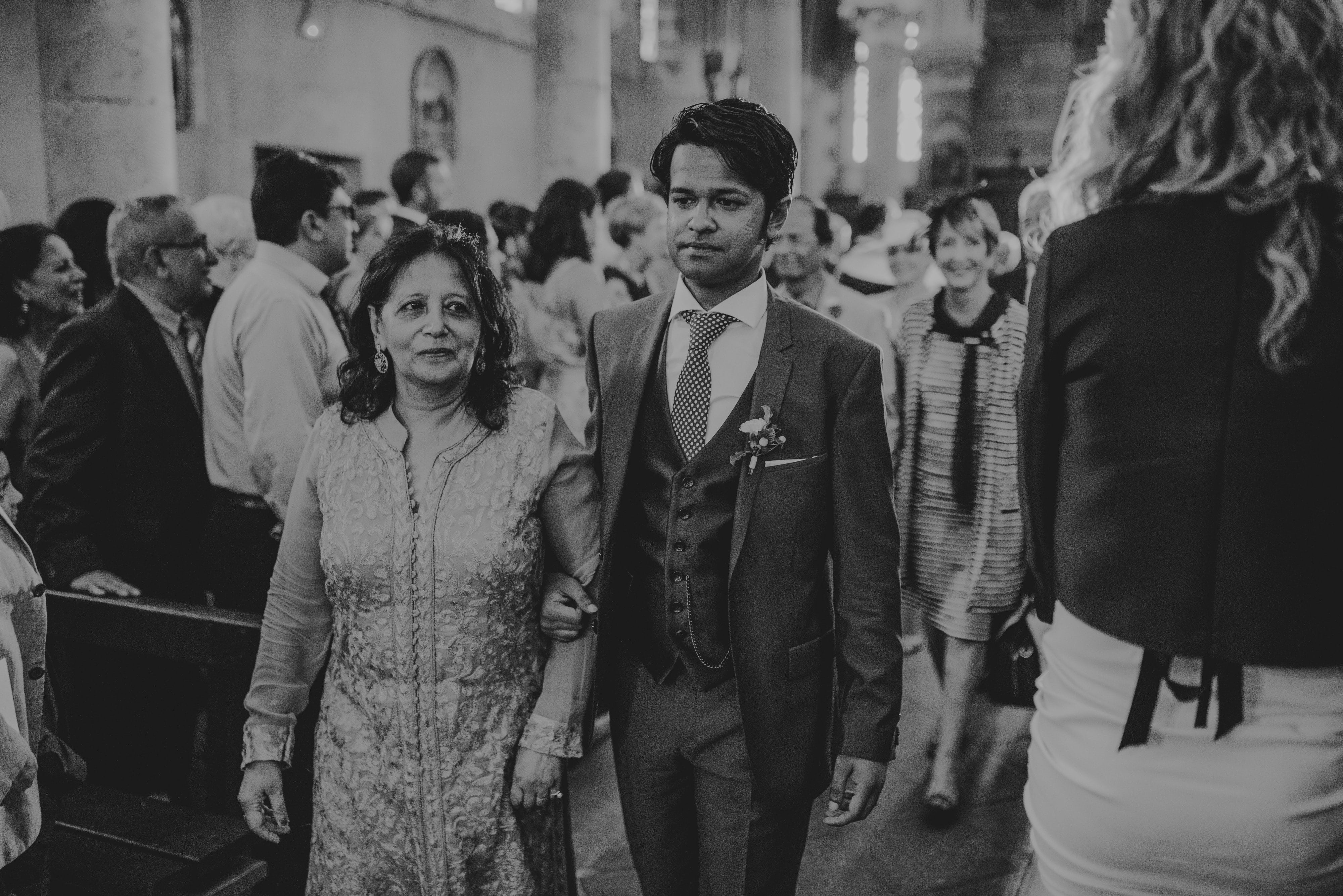 mariage franco indien pays de Loire