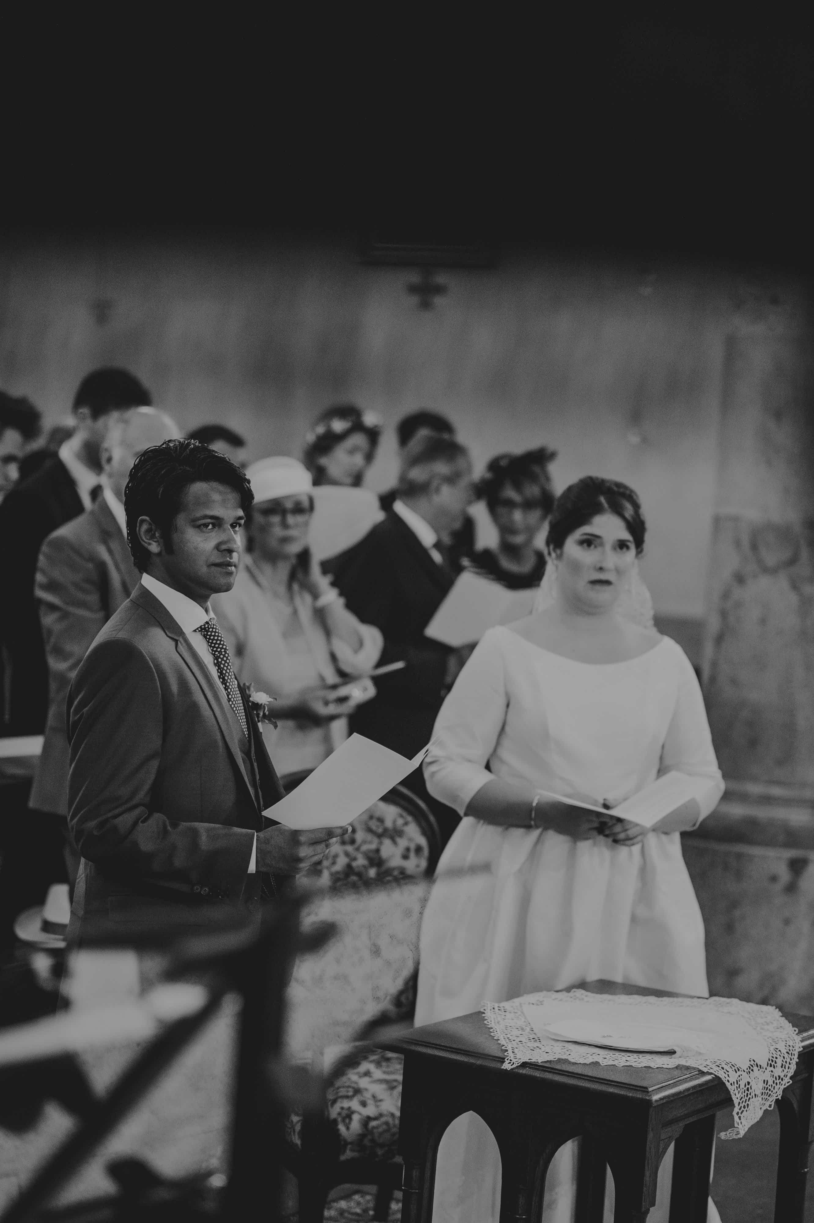 mariage église guerande