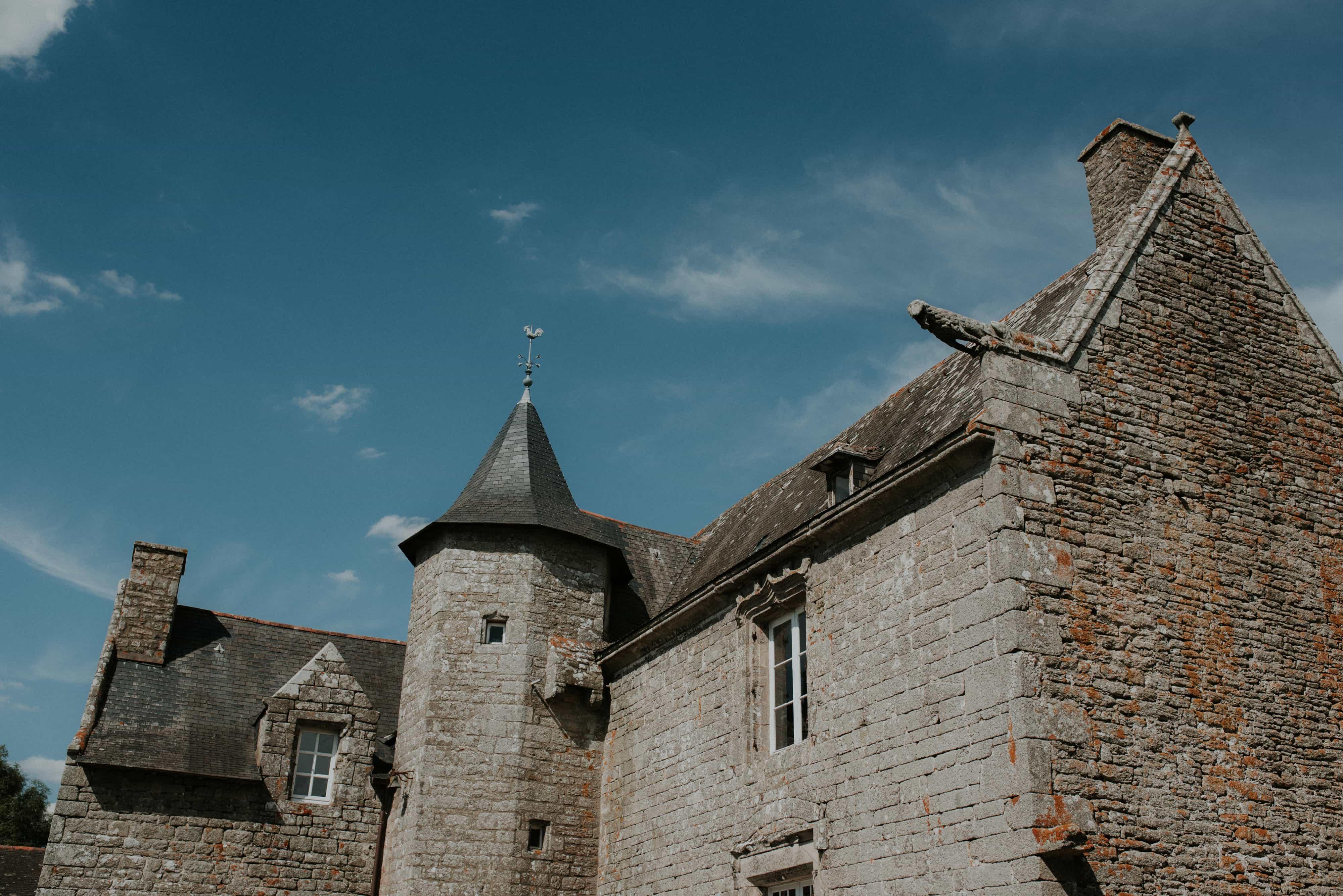 chateau de Villeneuve guerande