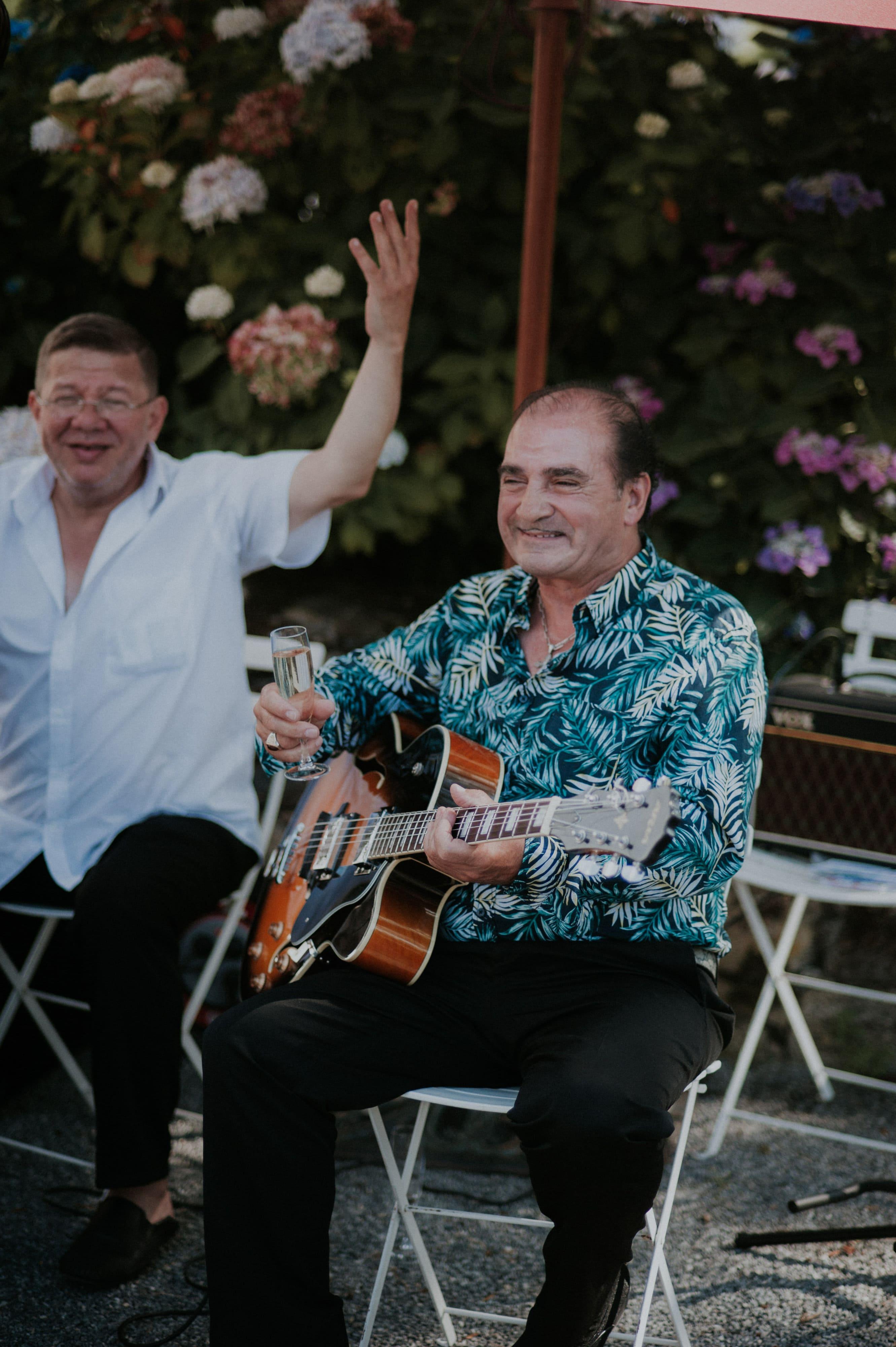 musiciens mariage pays de Loire