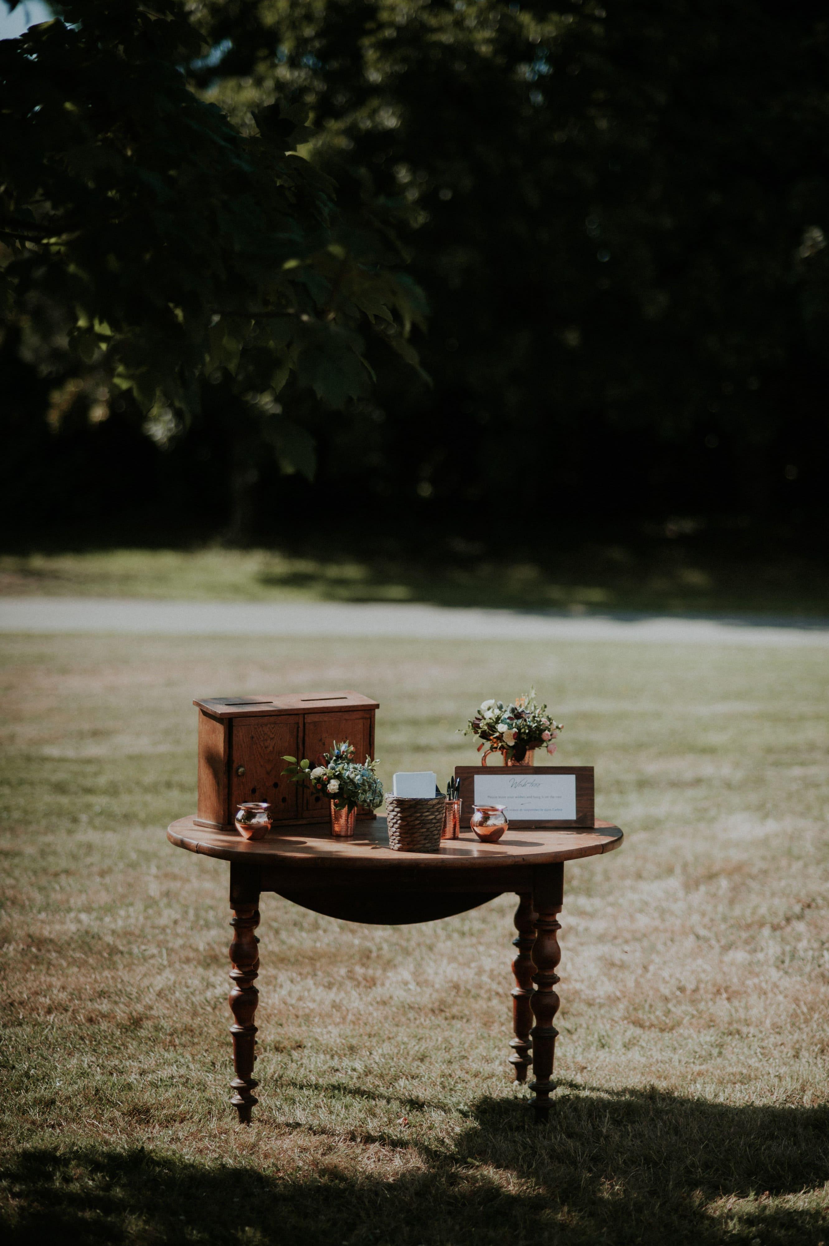 livre d'or cagnotte mariage