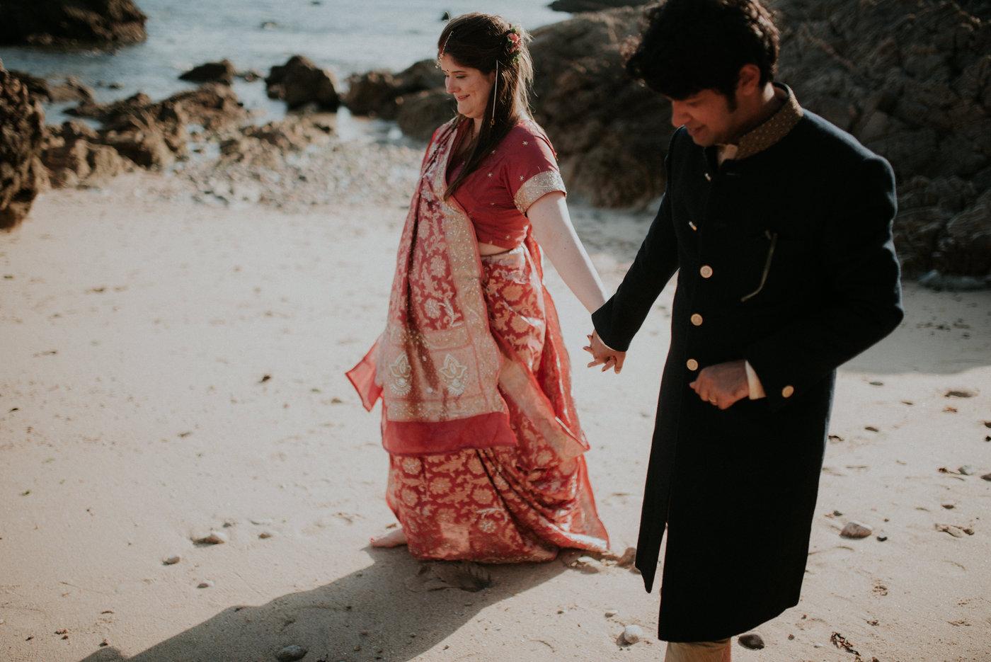 Mariage multiculturel le Pouliguen