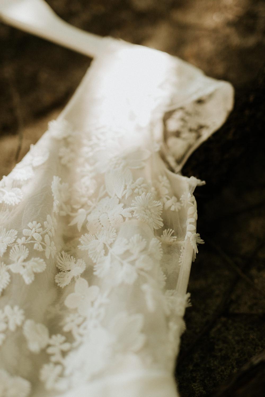 robe mariage boheme Nantes