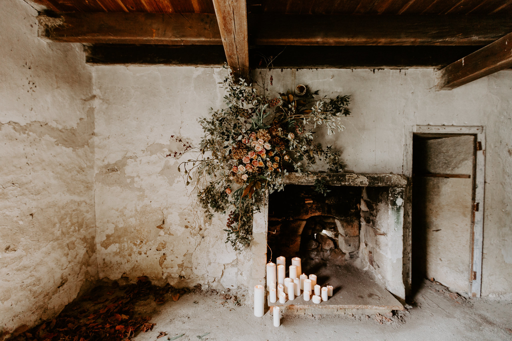 decor ceremonie Nantes no floral foam