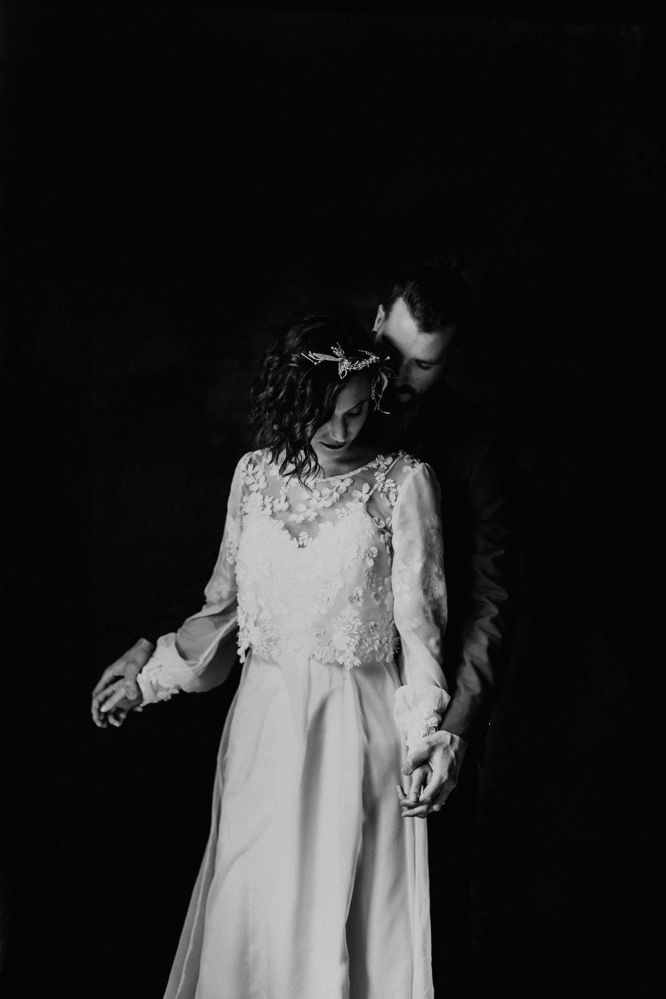 photo couple mariage Loire atlantique