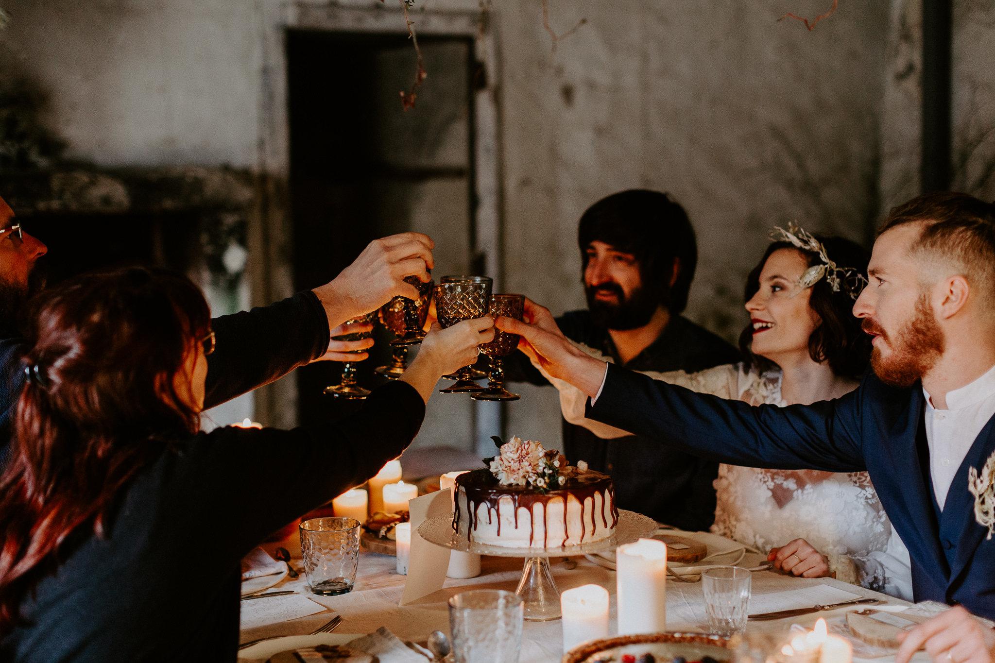 diner mariage Nantes