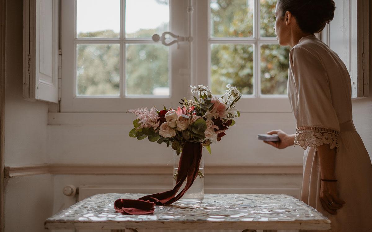 bouquet mariee Loire atlantique