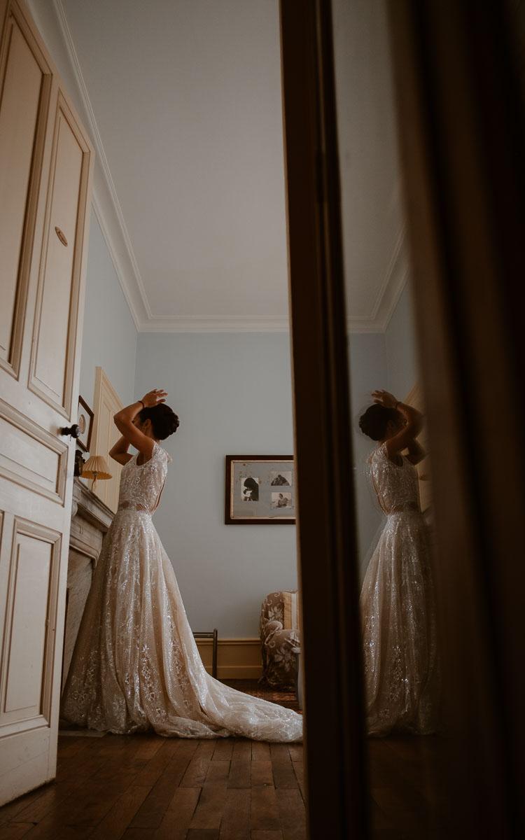 robe mariee Loire atlantique