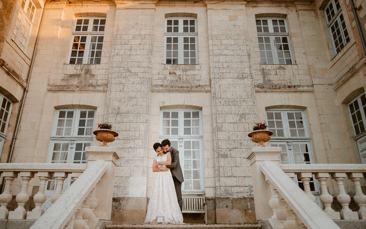 mariage château de la rousseliere Loire atlantique