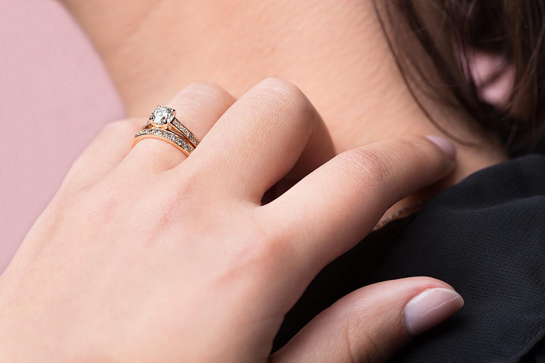 bague fiancaille mariage ecoresponsable