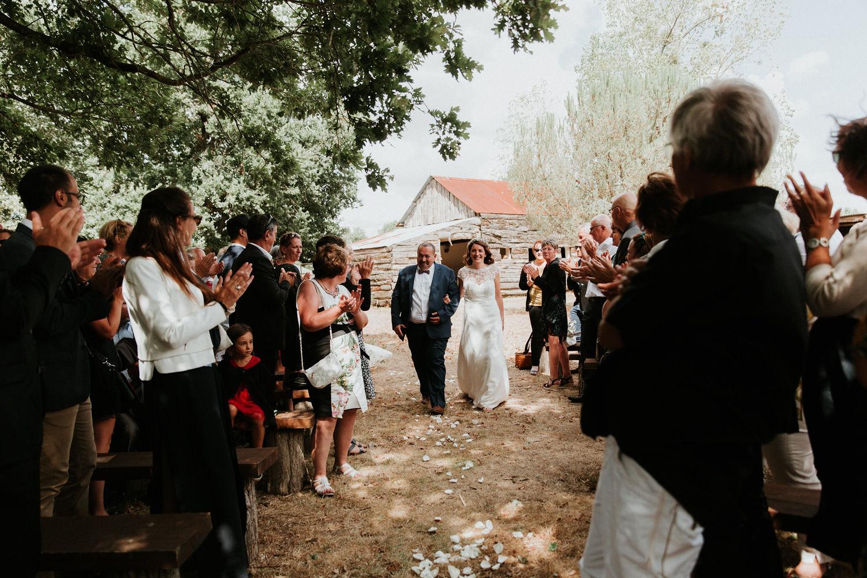 ceremonie laïque mariage Loire atlantique
