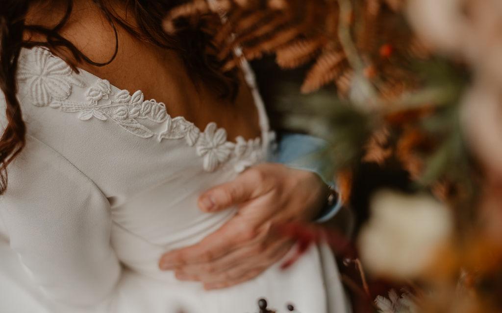 robe mariage Nantes