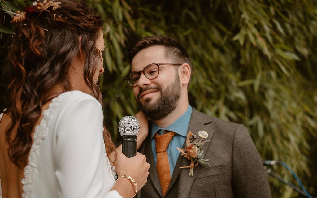 discours mariage cérémonie laique