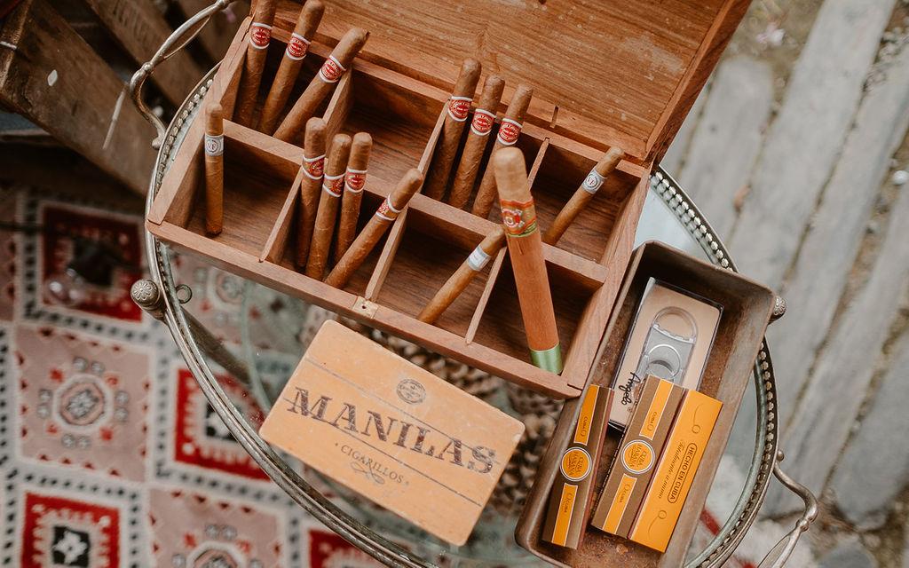 bar a cigares mariage