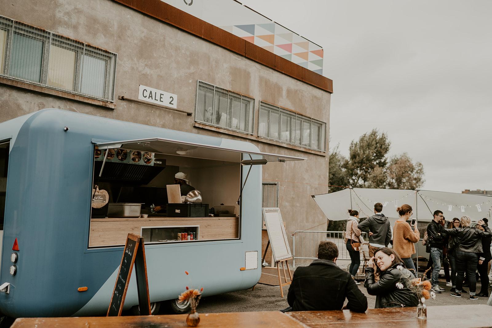 food truck mariage Nantes