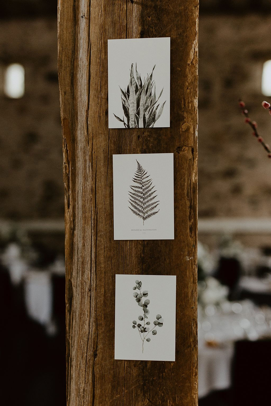decoration vegetale naturelle mariage