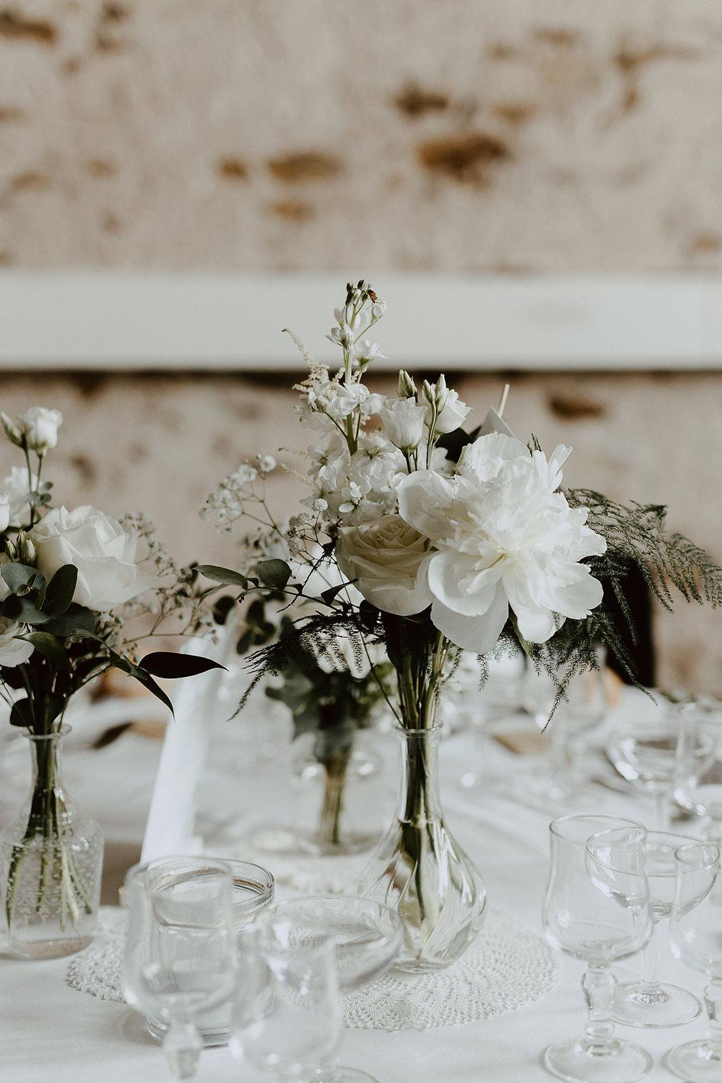 composition florale mariage Nantes