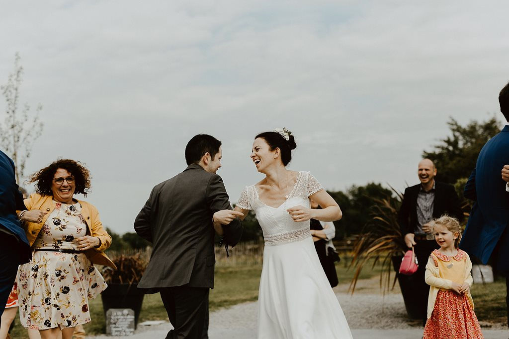 danse couple mariage